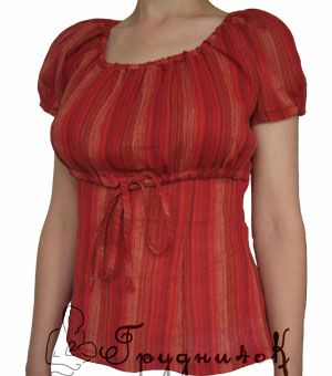 Модная Блузка Своими Руками В Волгограде